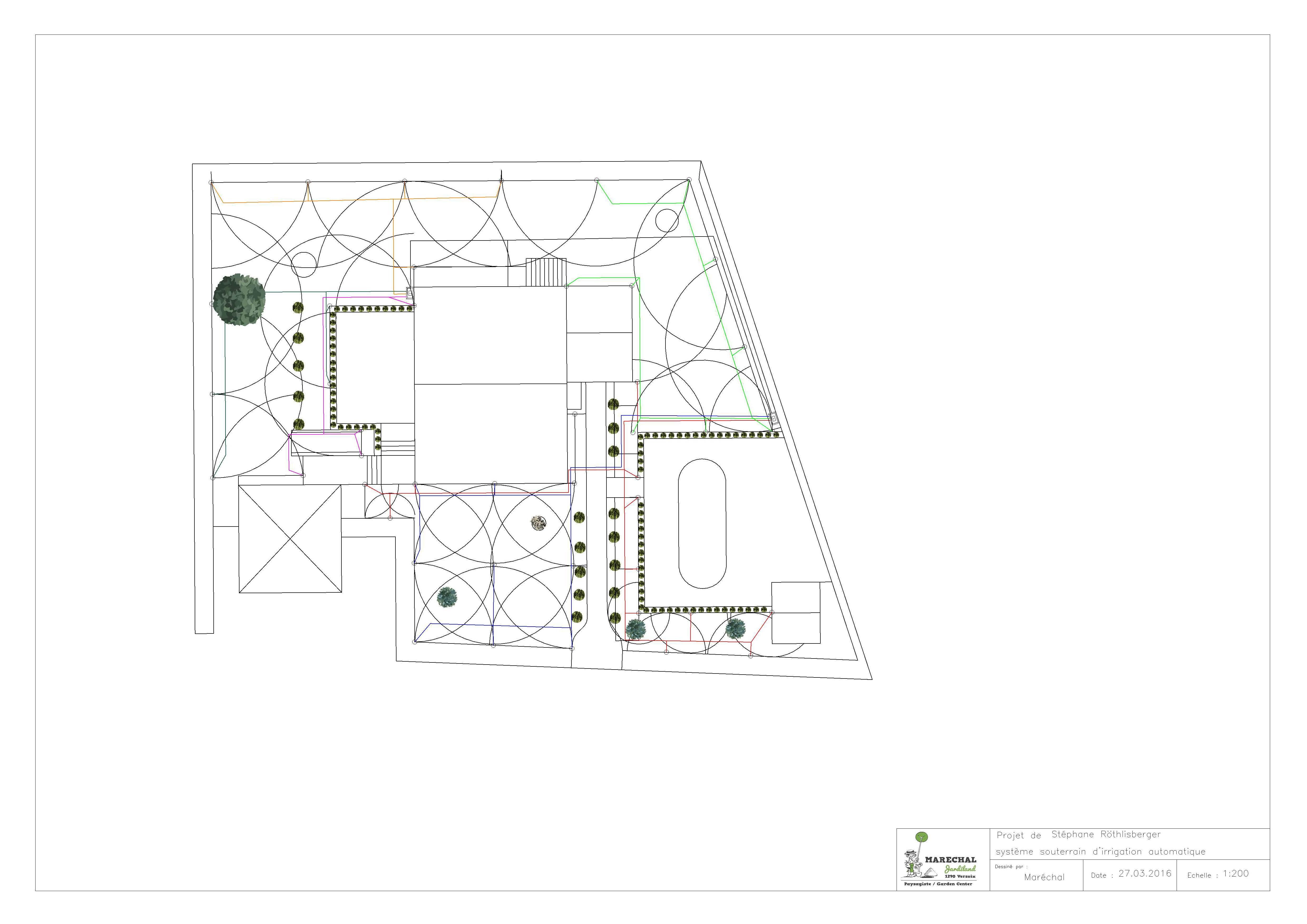 Jardiland Maréchal - arrosage et circuit d'arrosage